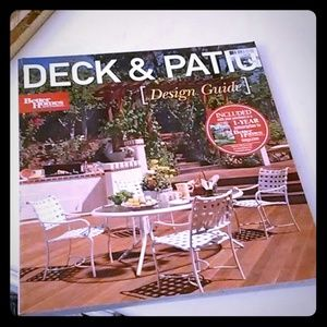 Patios & Decks Book
